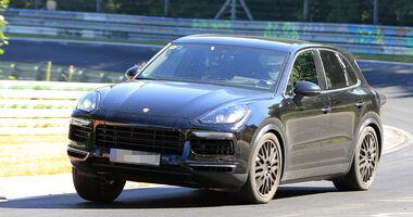 Porsche Cayenne Erlkönig