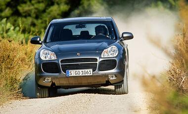 Porsche Cayenne, Exterieur