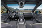 Porsche Cayenne GTS, Cockpit, Innnenraum