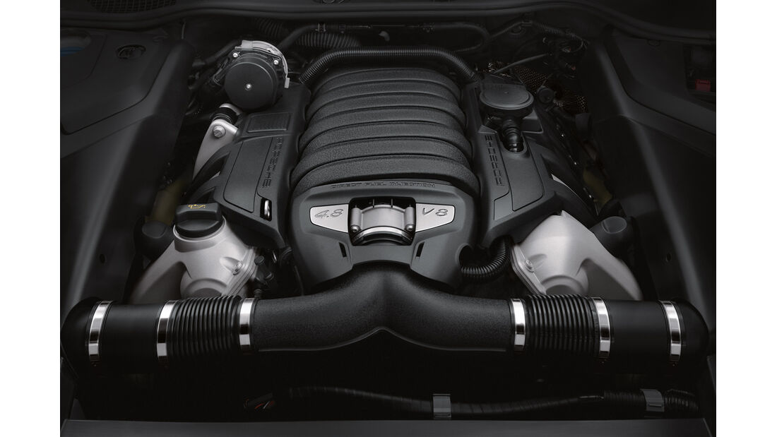Porsche Cayenne GTS, Motor