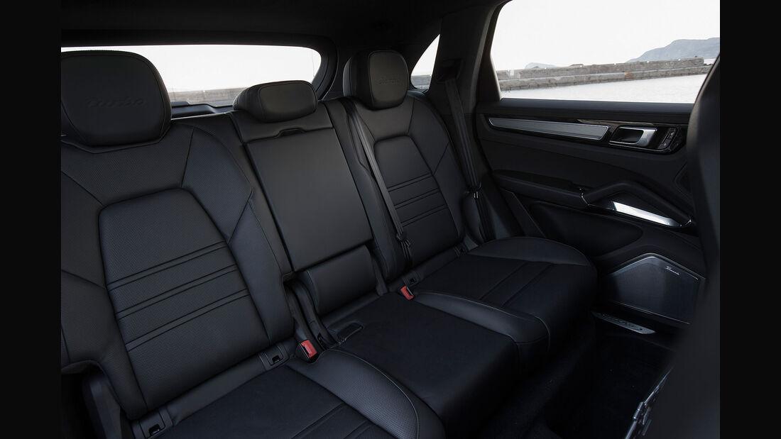 Porsche Cayenne III Turbo (2018)
