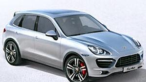 Porsche Cayenne Konfigurator