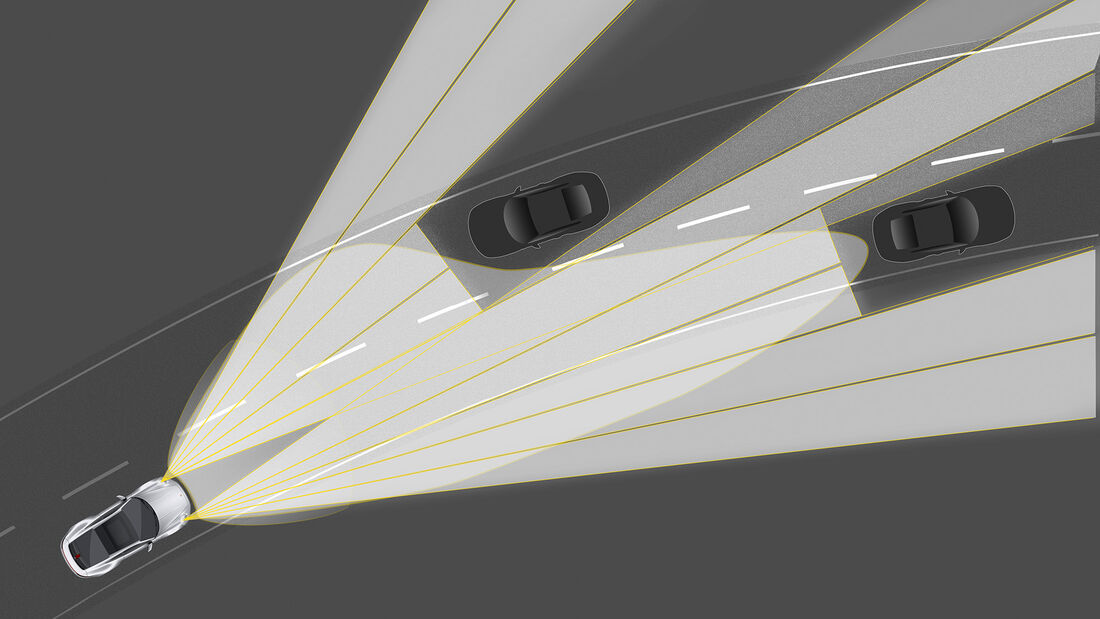 Porsche Cayenne, Lichttechnik
