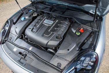 Diesel-Aus bei Macan, Cayenne undPanamera