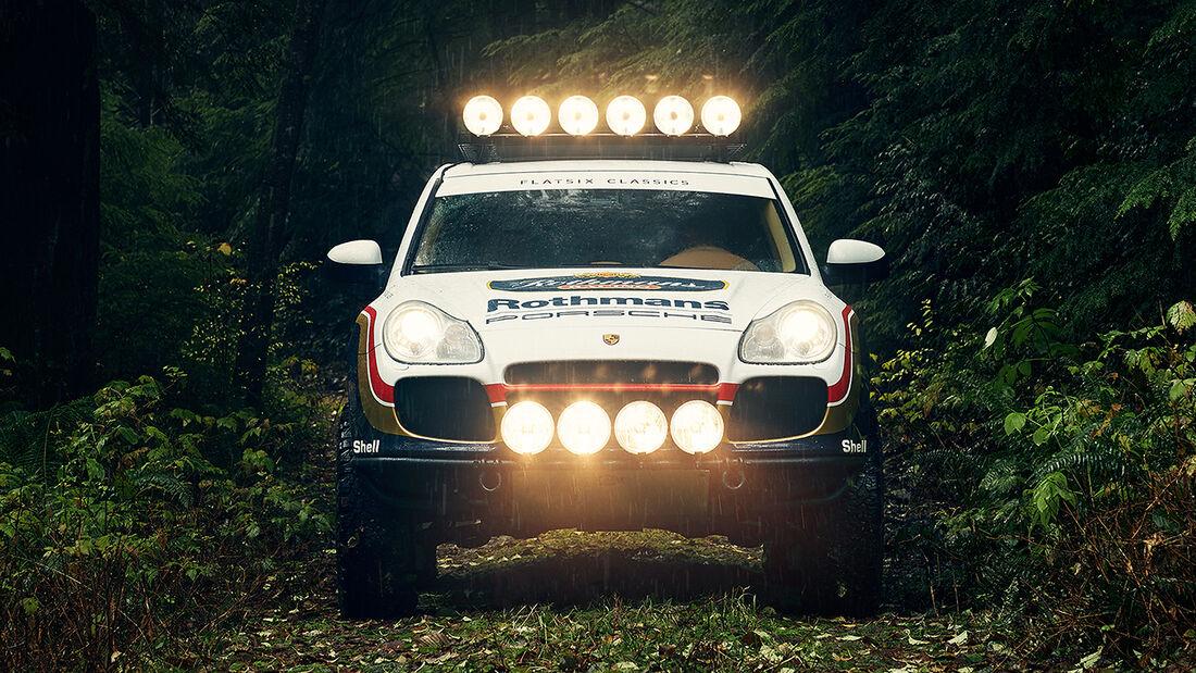 Porsche Cayenne Safari von Flat Six Classics