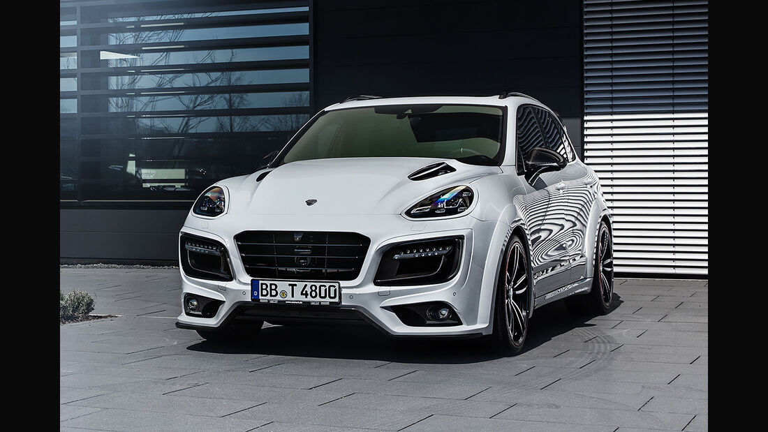 Porsche Cayenne Techart Magnum Sport Edition 30 Years
