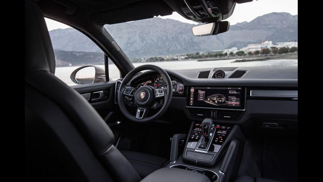 Porsche Cayenne Turbo (2018)