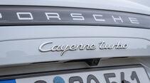 Porsche Cayenne Turbo, Exterieur