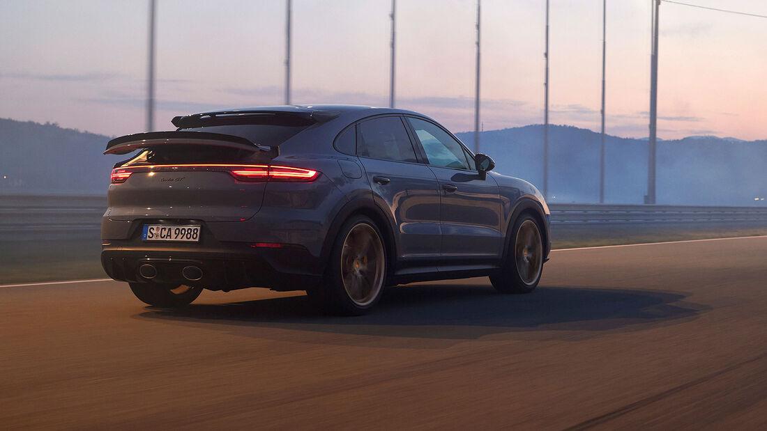 Porsche Cayenne Turbo GT Coupé