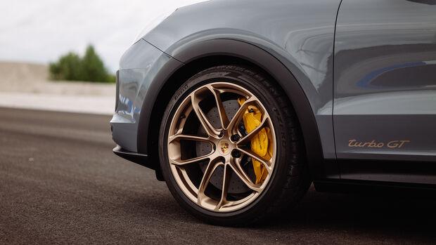 Porsche Cayenne Turbo GT, Exterieur
