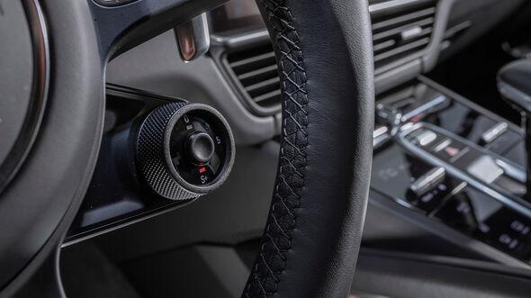 Porsche Cayenne Turbo, Interieur