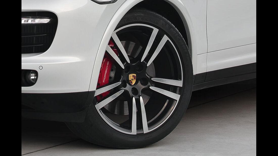 Porsche Cayenne Turbo S