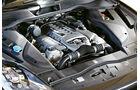 Porsche Cayenne Turbo S, Motor