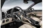 Porsche Cayenne Turbo S Sperrfrist