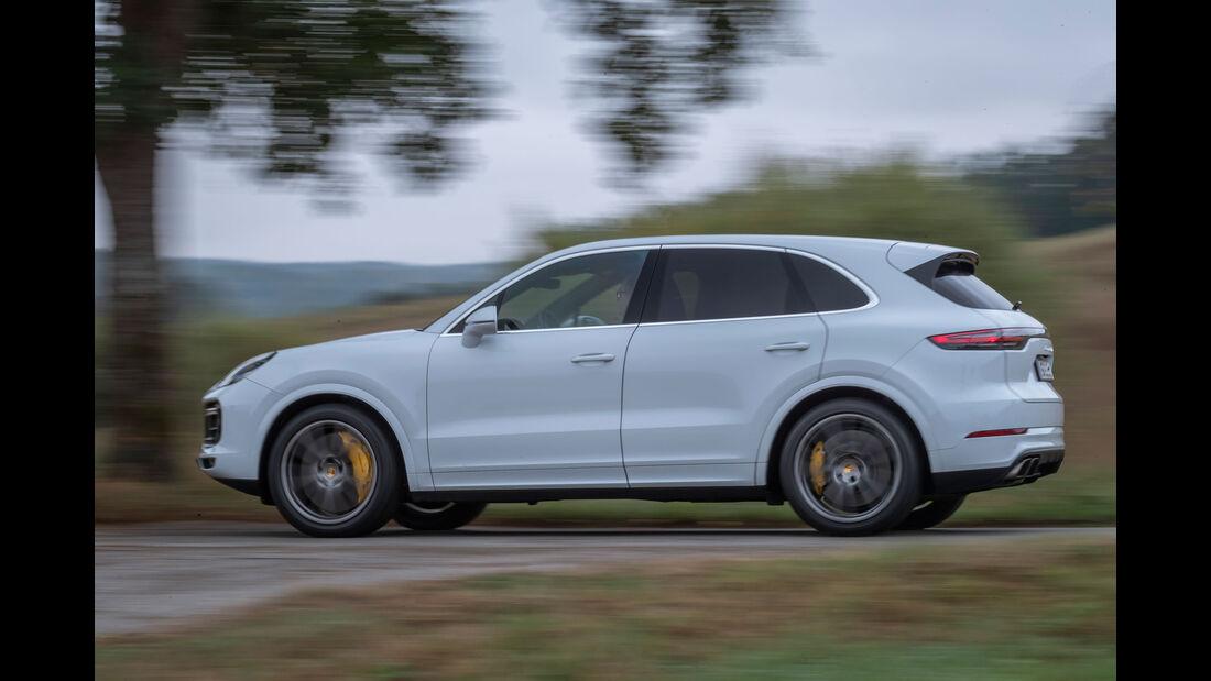 Porsche Cayenne Turbo - SUV