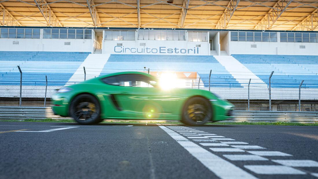 Porsche Cayman 718 GTS 4.0, Exterieur