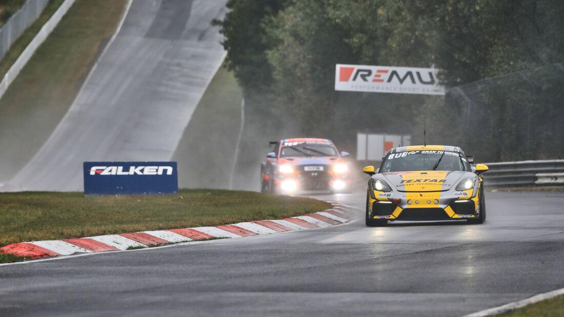 Porsche Cayman 982 GT4 CS - Black Falcon Team Textar - Startnummer 306 - 24h Rennen Nürburgring - Nürburgring-Nordschleife - 25. September 2020