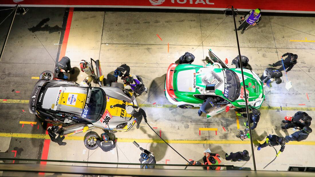 Porsche Cayman 982 GT4 CS - Black Falcon Team Textar - Startnummer #306 - 24h-Rennen - Nürburgring - Nordschleife - Donnerstag - 24. September 2020