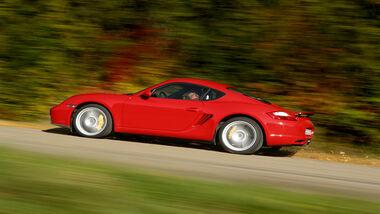 Porsche Cayman (987c), Exterieur
