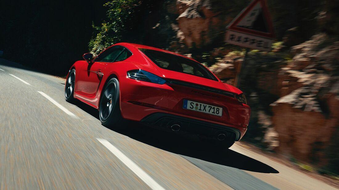 Porsche Cayman / Boxster GTS 4.0