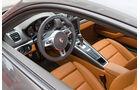 Porsche Cayman, Cockpit, Lenkrad