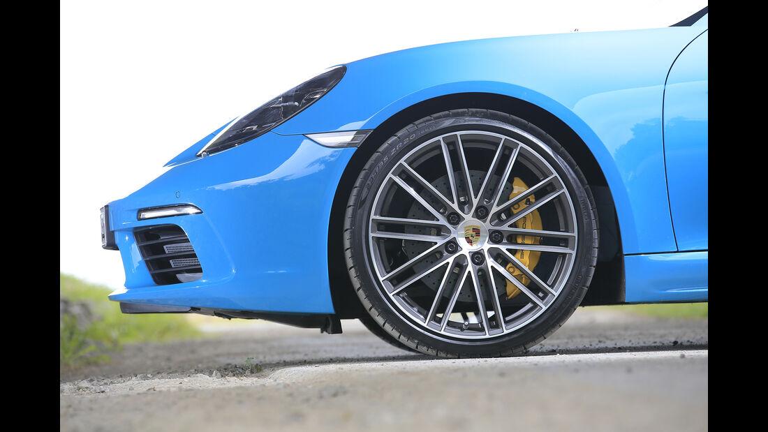 Porsche Cayman Details