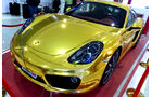 Porsche Cayman - F1 Abu Dhabi 2014 - Carspotting