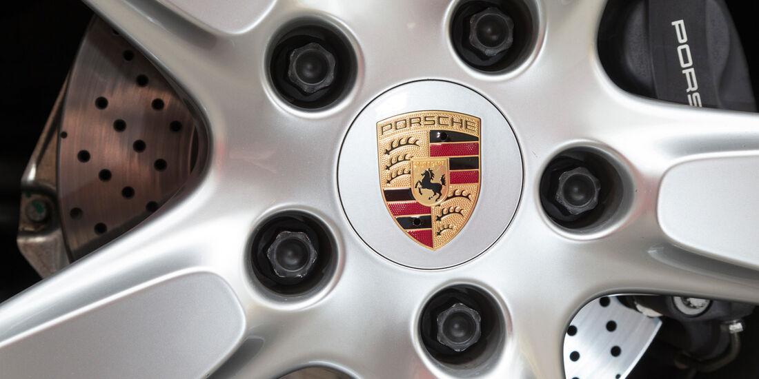 Porsche Cayman, Felge