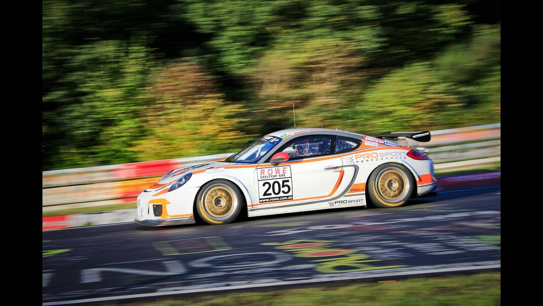 Porsche Cayman GT4 CS - Startnummer #205 - PROsport-Performance GmbH - SP6 - VLN 2019 - Langstreckenmeisterschaft - Nürburgring - Nordschleife