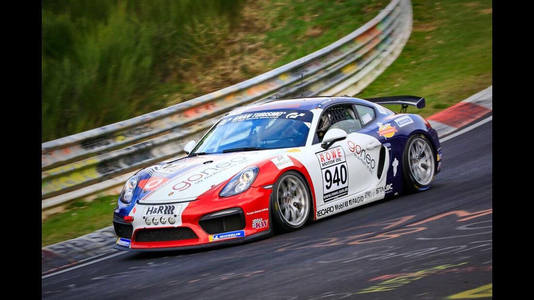Porsche Cayman GT4 CS  - Startnummer #940 - Team Mathol Racing e.V. - Cup 3 - VLN 2019 - Langstreckenmeisterschaft - Nürburgring - Nordschleife