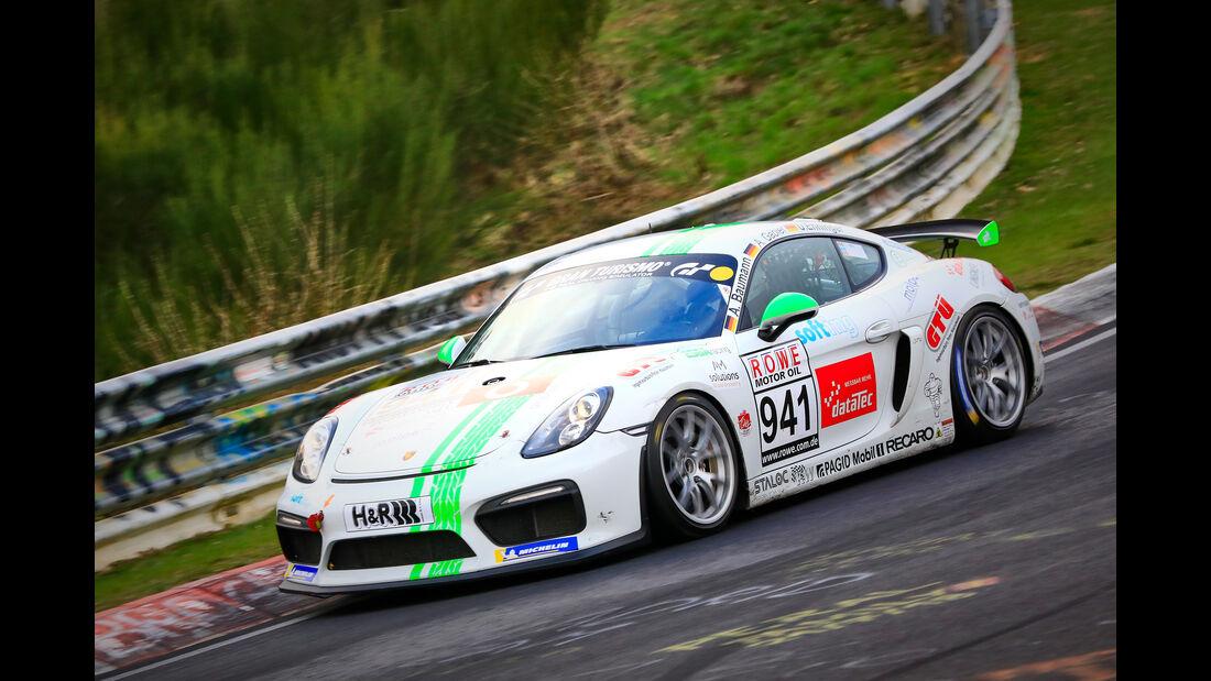 Porsche Cayman GT4 CS - Startnummer #941 - Cup 3 - VLN 2019 - Langstreckenmeisterschaft - Nürburgring - Nordschleife