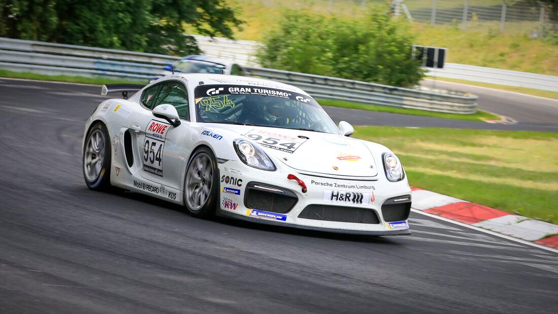 Porsche Cayman GT4 CS - Startnummer #954 - Team Mathol Racing e.V. - Cup3 - NLS 2021 - Langstreckenmeisterschaft - Nürburgring - Nordschleife
