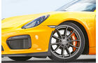 Porsche Cayman GT4, Rad, Felge