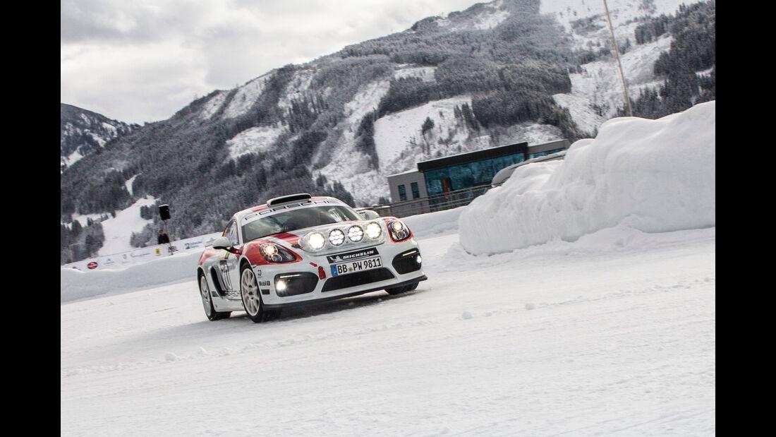 Porsche Cayman GT4 Rallye - R-GT-Reglement