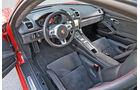 Porsche Cayman GTS, Cockpit