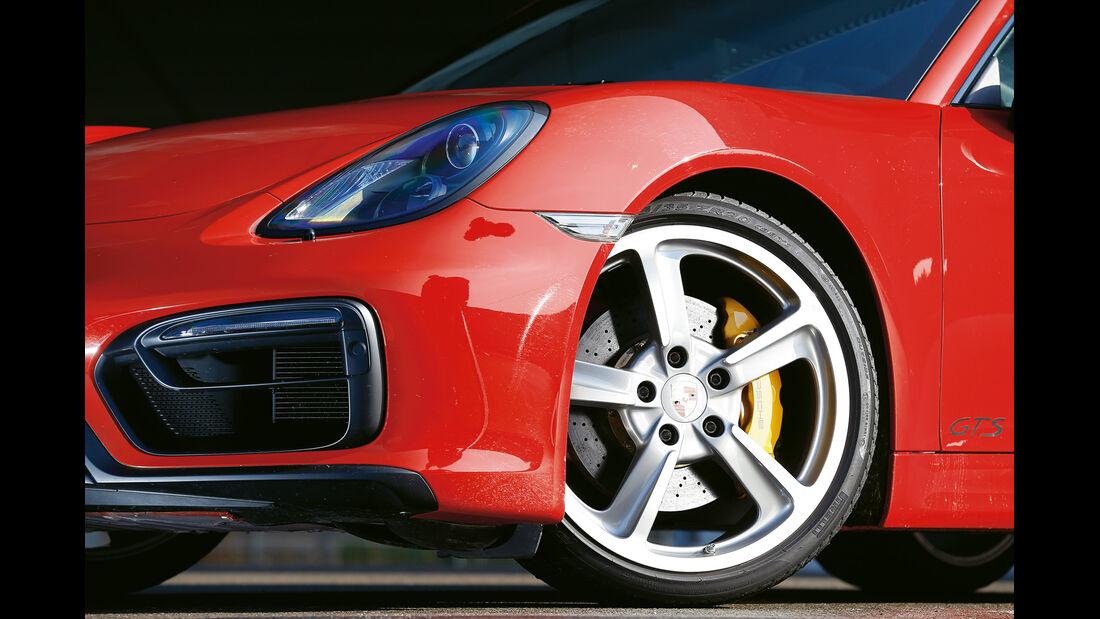 Porsche Cayman GTS, Rad, Felge