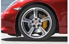 Porsche Cayman GTS, Rad, Felge, Bremse