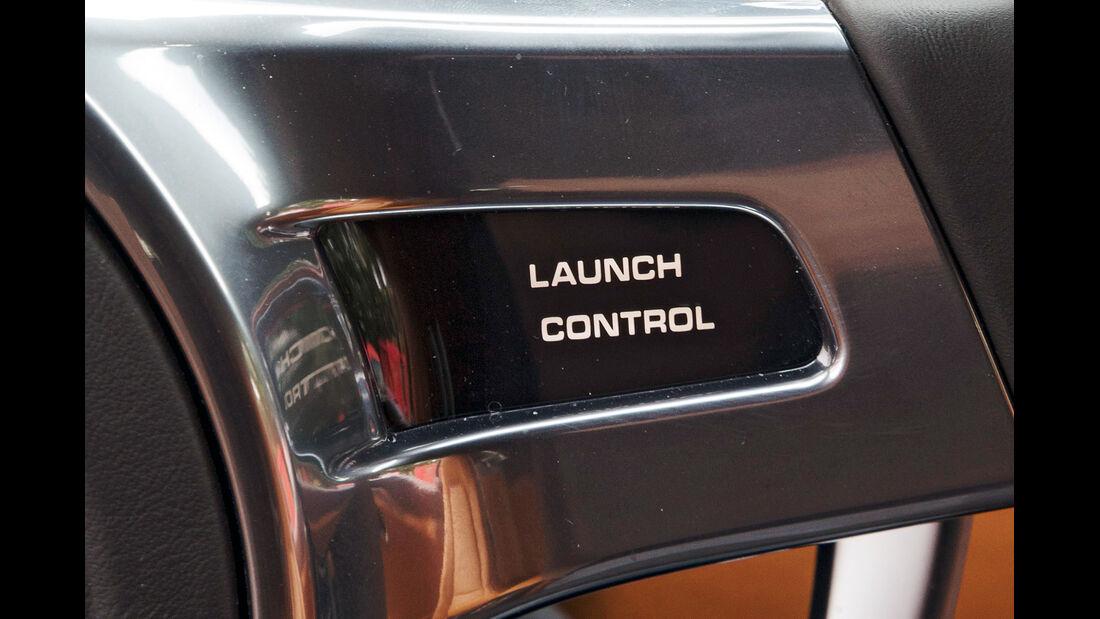 Porsche Cayman, Launch Control