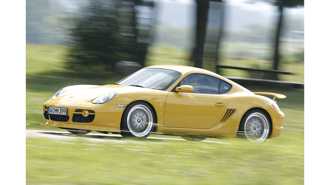 Porsche Cayman Manthey Motors M315 02