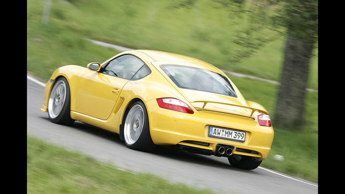 Porsche Cayman Manthey Motors M315 03