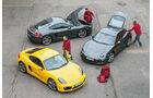 Porsche Cayman, Modellvarianten