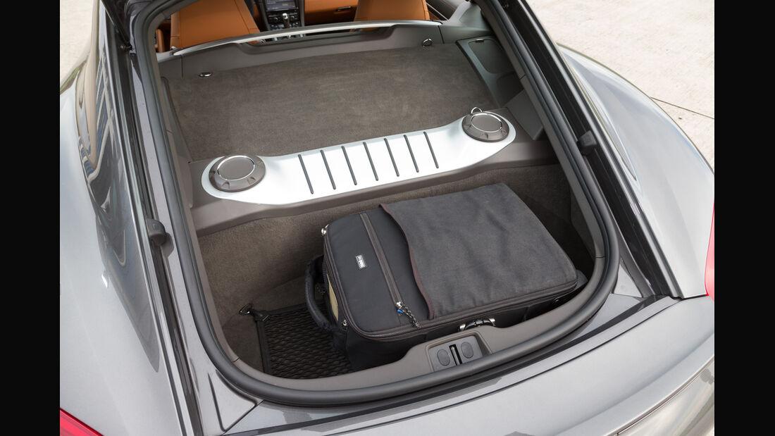 Porsche Cayman, Motor
