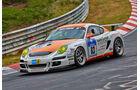 Porsche Cayman - Prosport-Performance GmbH - Startnummer: #83 - Bewerber/Fahrer: Fabian Hamprecht, Tom Moran, Klaus Bauer, Richard Gartner - Klasse: SP6