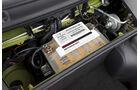 Porsche Cayman R, Motor. Lithium-Ionen-Batterie