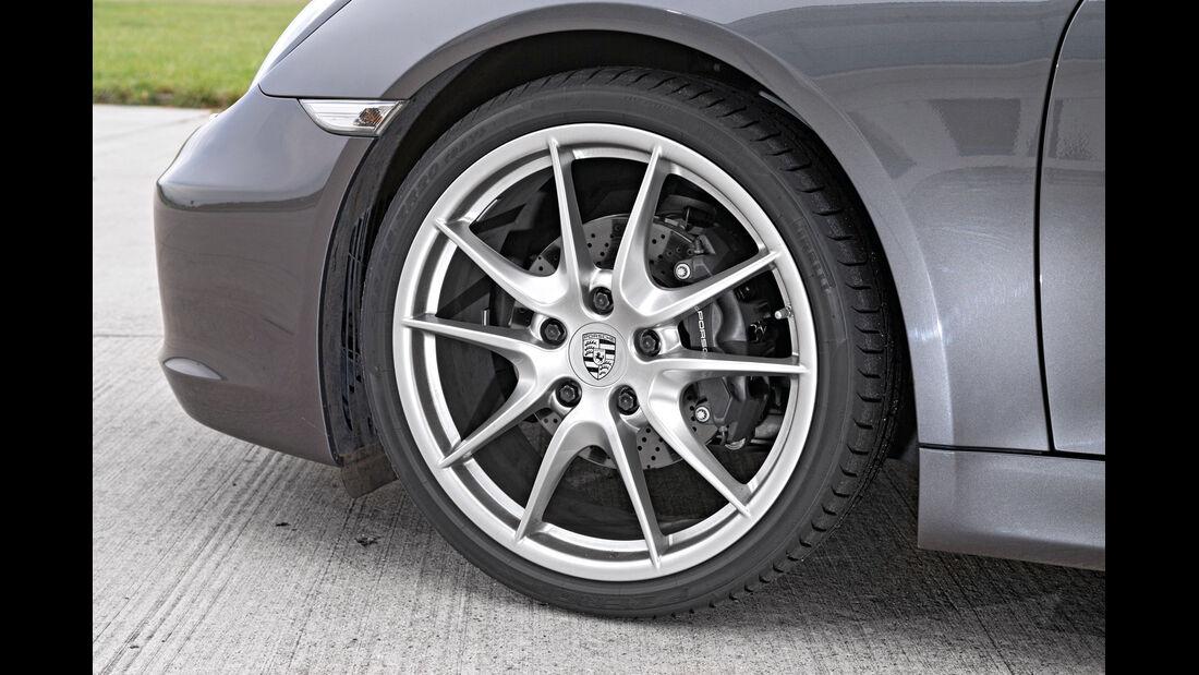 Porsche Cayman, Rad, Felge