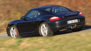 Porsche Cayman S 05