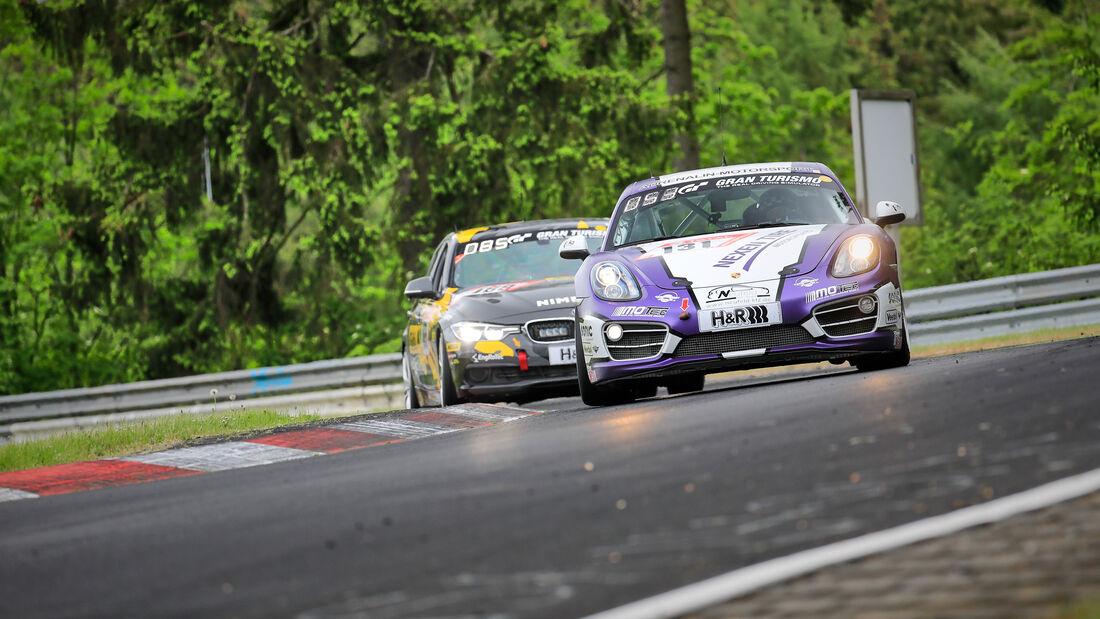 Porsche Cayman S 981 - Adrenalin Motorsport Team Alzner Automotive - Startnummer #131 - Klasse: V 6 - 24h-Rennen - Nürburgring - Nordschleife - 03. - 06. Juni 2021