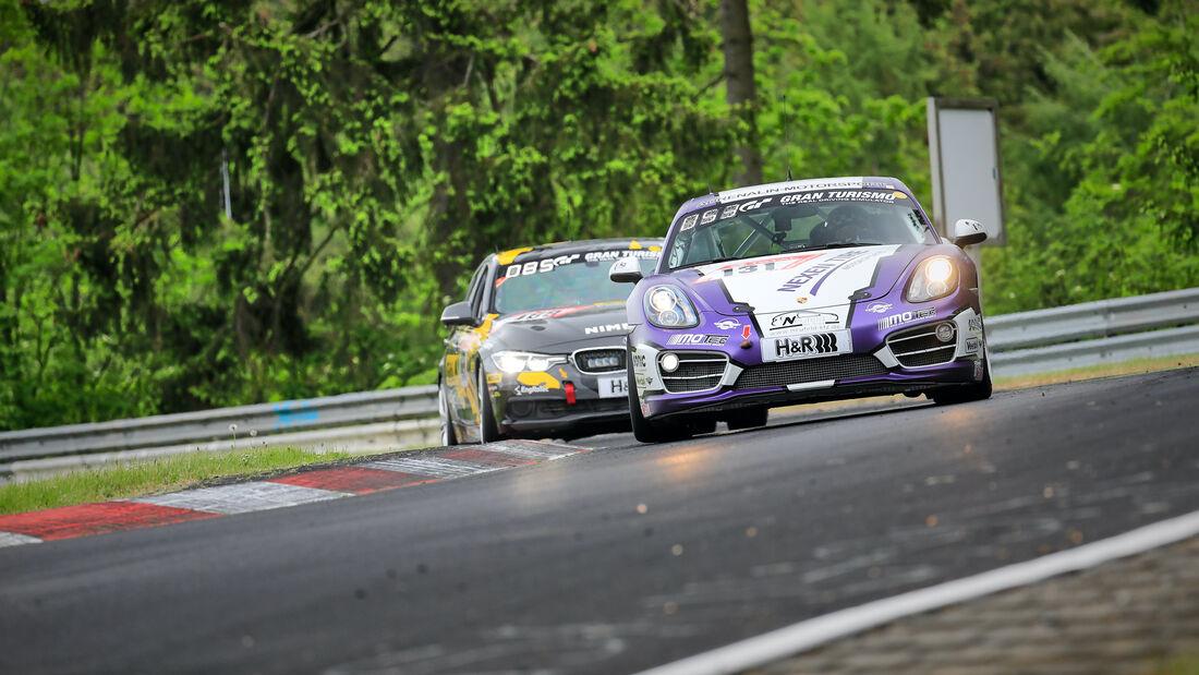 Porsche Cayman S 981 - Startnummer 131 - 24h Rennen Nürburgring - Nürburgring-Nordschleife - 3. Juni 2021