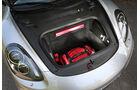 Porsche Cayman S, Ablage