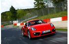 Porsche Cayman S, Frontansicht